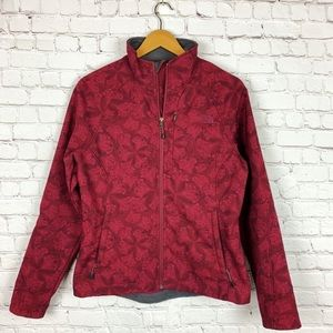 THE NORTH FACE Floral Hard Shell Jacket TNF APEX M